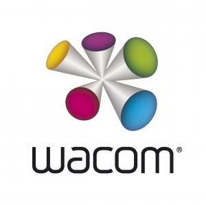 wacom logo Links