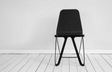 Aluminium Chair, Peter Scherer