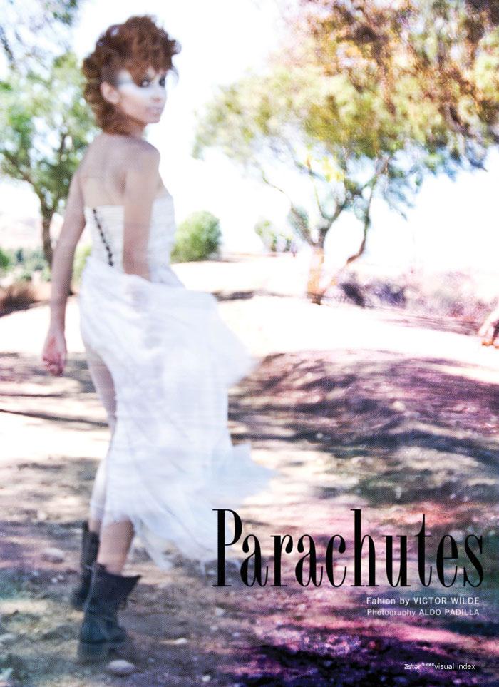 Bohemian Society – Parachutes F/W 2010