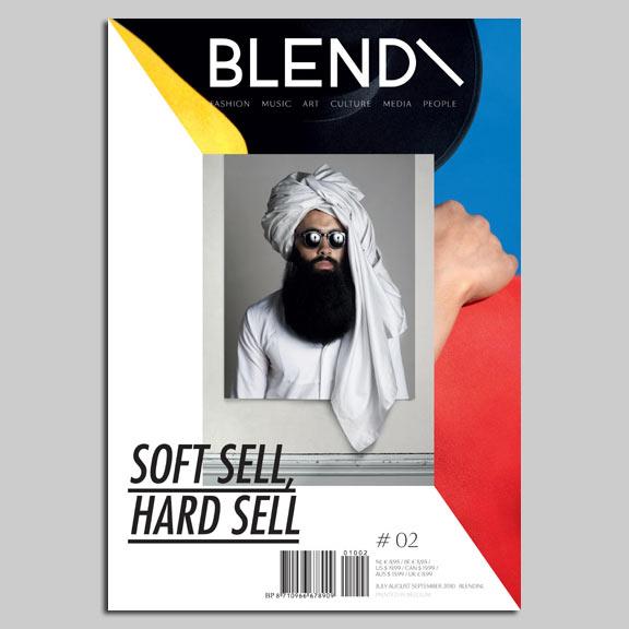 Mag – BLEND\ #2