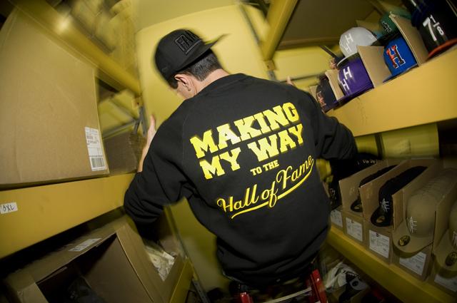 Hall of Fame x Maestro Knows Sweatshirt