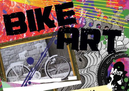 BIKE ART – 10.09.10