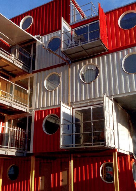 S t r visual index modular building design tempohousing for Modular building design
