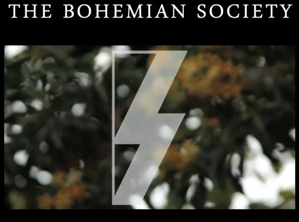 "Bohemian Society:""Parachutes"""