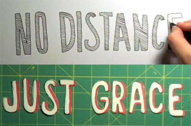 SPEAK! & AFTA-1 Present: No Distance Just Grace