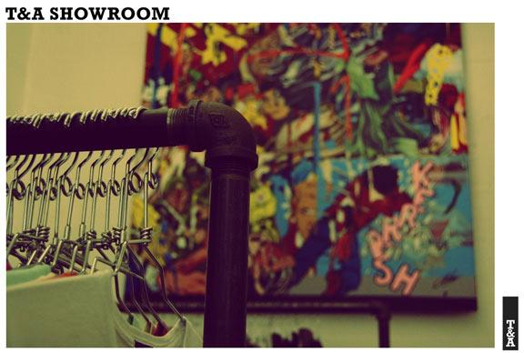 T&A + Secret Society's New Women's showroom