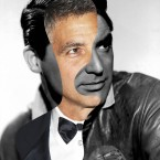 George Chamoun's celebrity mash-ups
